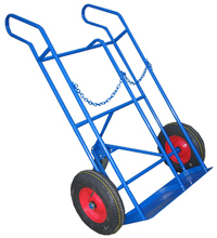 Double Cylinder Hand Truck
