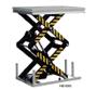Silverstone scissors table lift