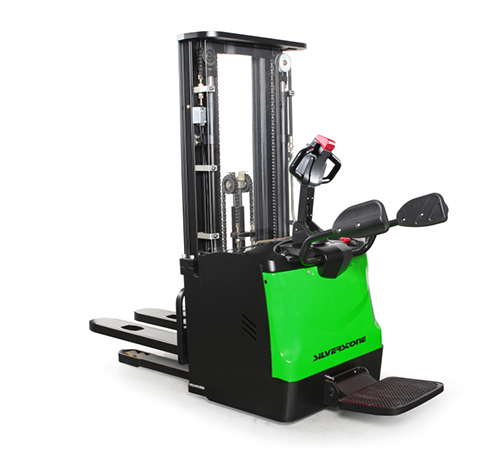 Silverstone ES-16RSLI-5000-Lithium Ion Powered Stacker Truck -Power Steering