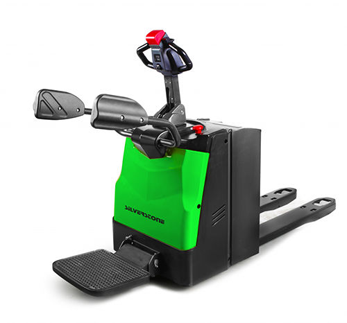 Silverstone T20RLIPH-Lithium Ion Ride on Pallet Truck